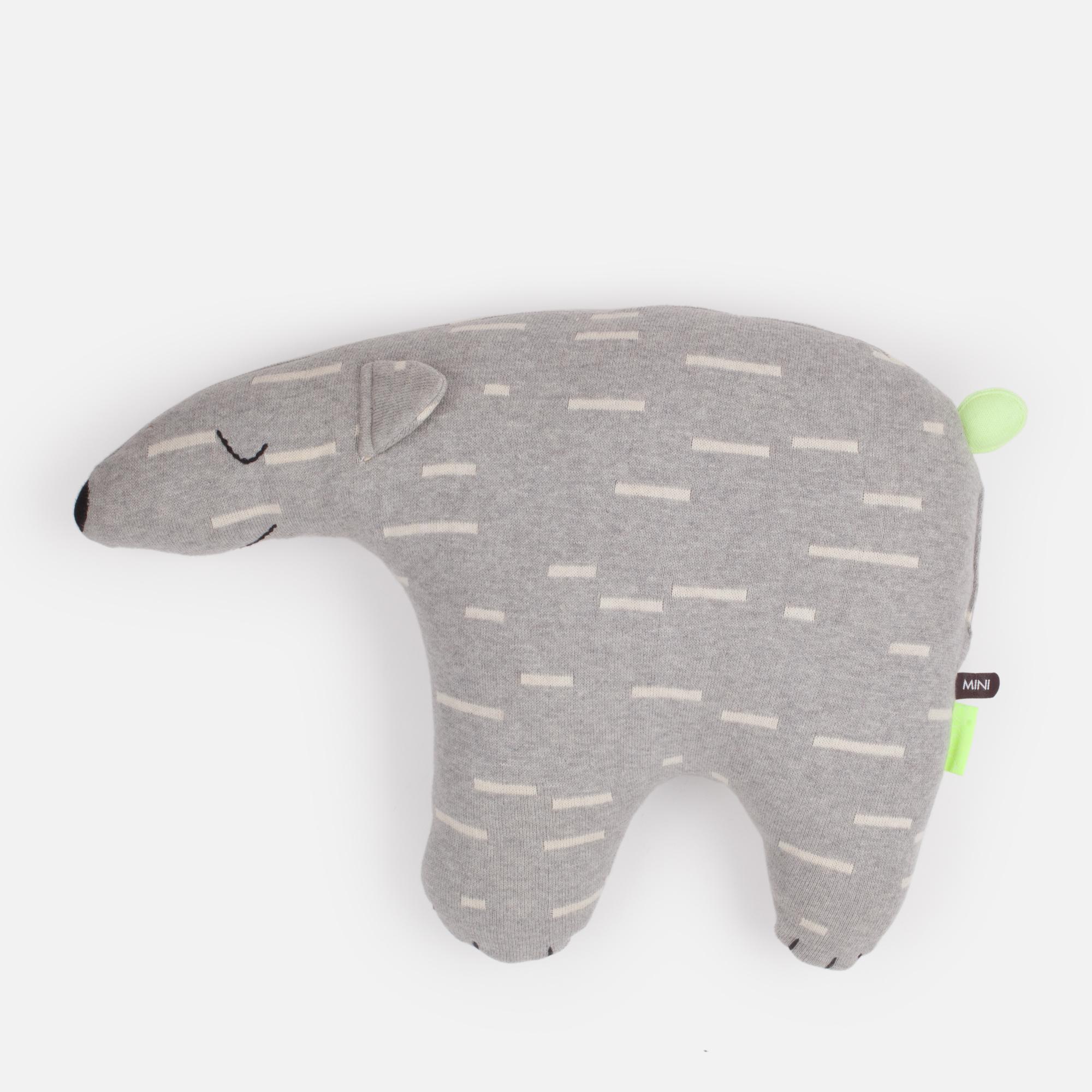 """Cojín """"Knut Polar Bear"""""""