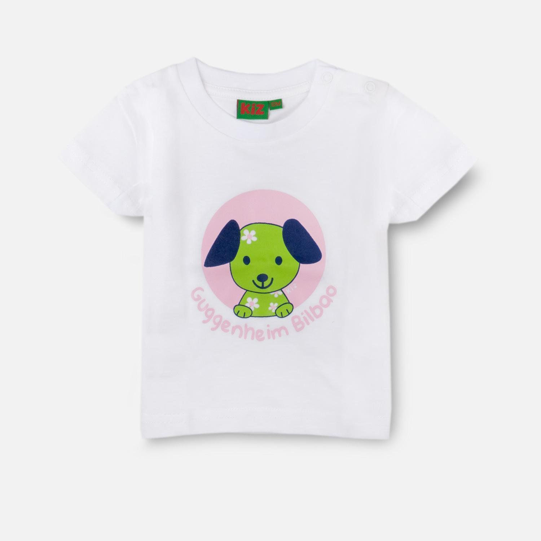 Camiseta bebé círculo