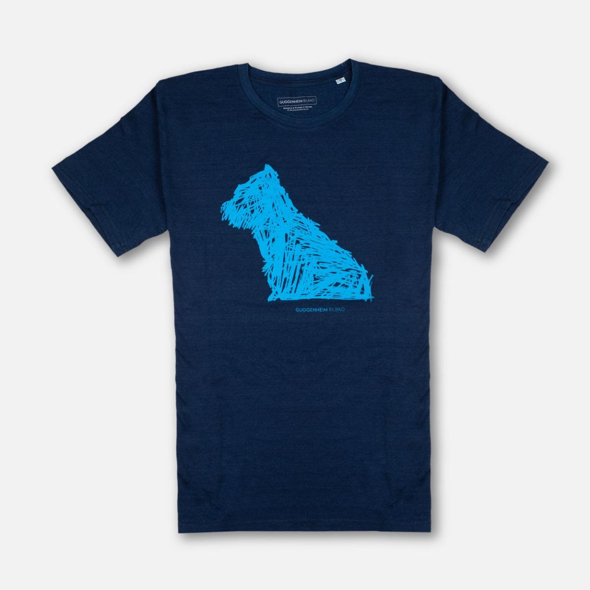 Camiseta boceto Puppy