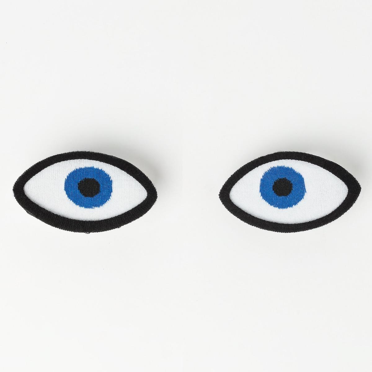 Calcetines Ojo azul
