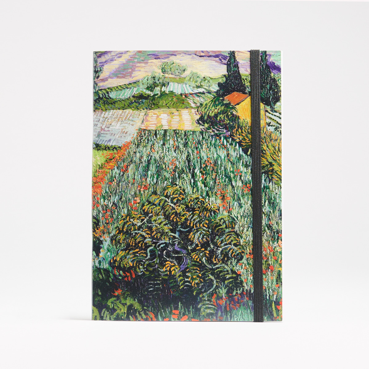 Field with Poppies, 1889, notebook
