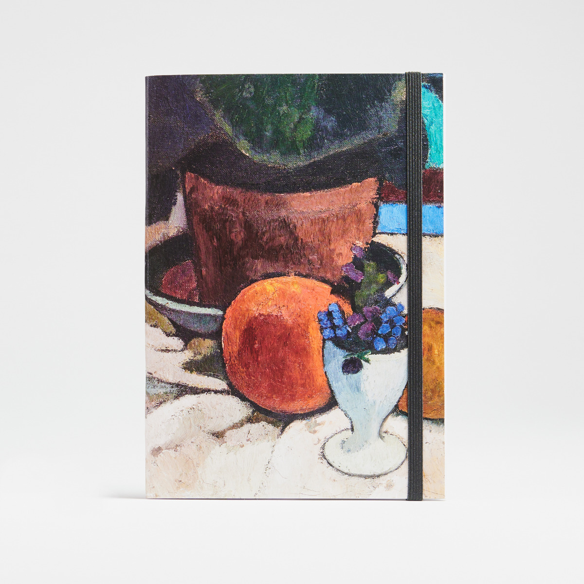 Still Life with Foliage Plant and Eggcup, ca. 1905, notebook