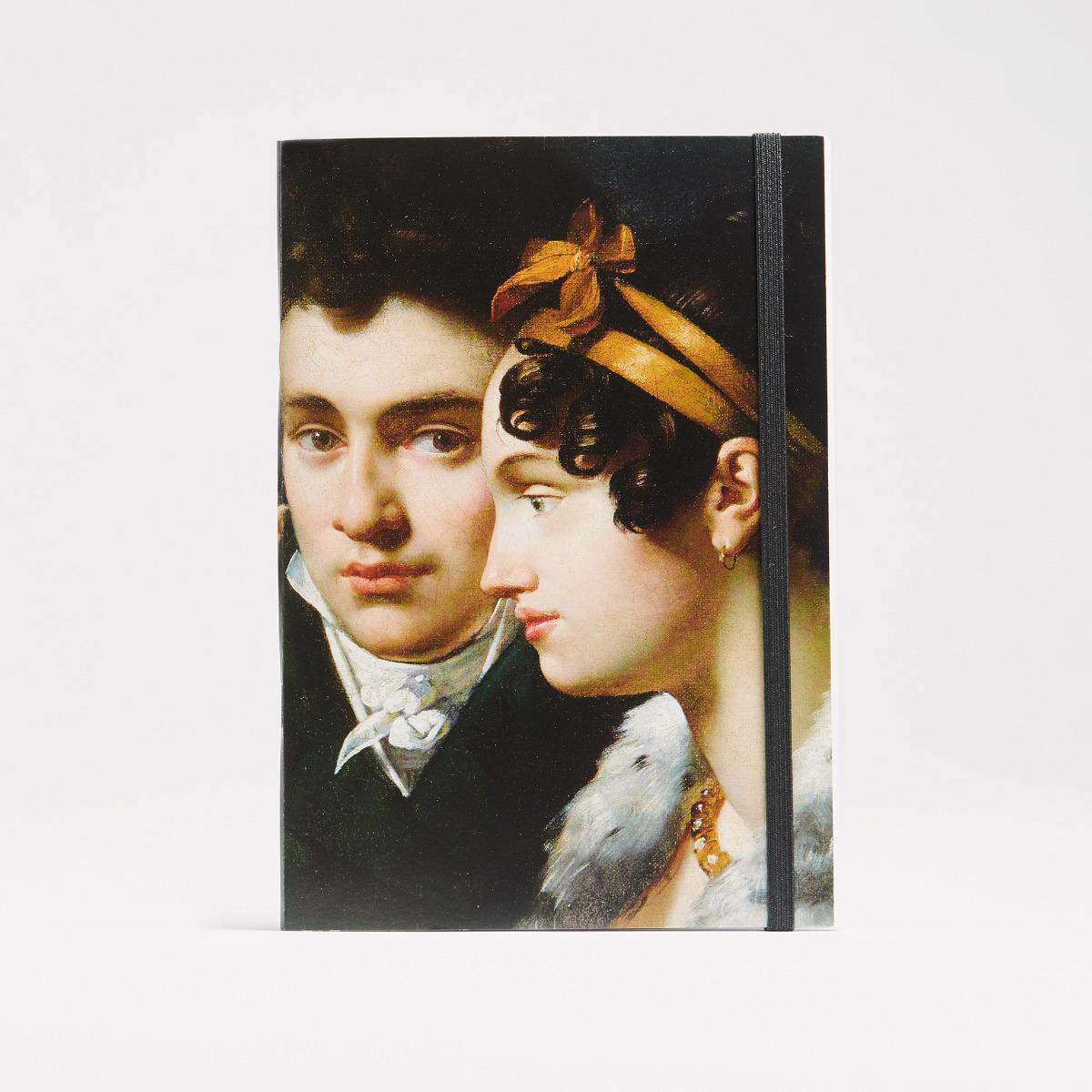 Family Portrait, 1813, notebook