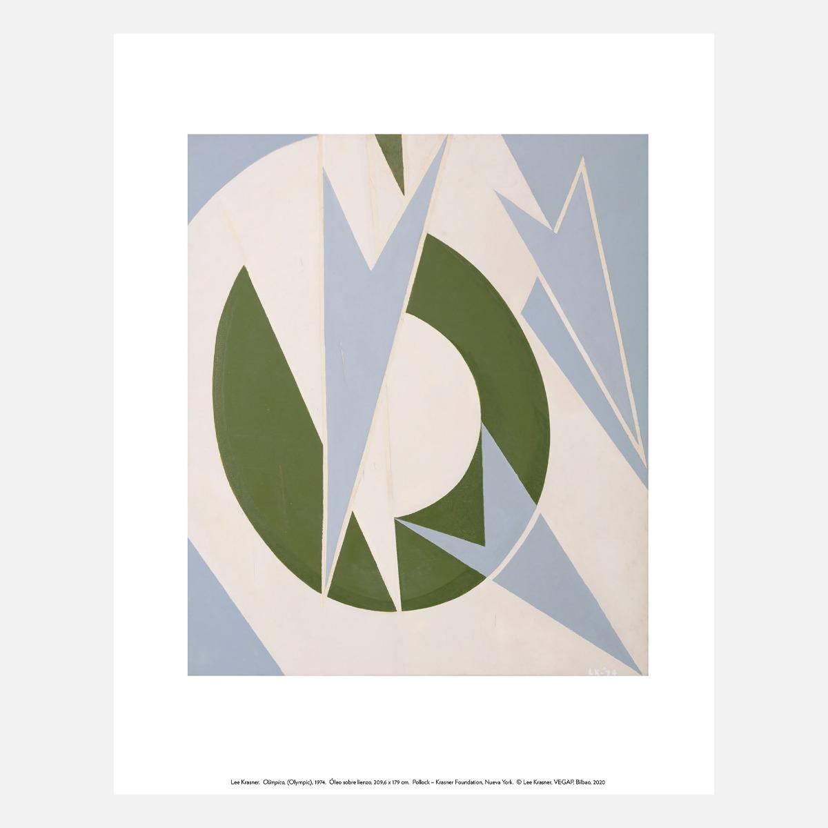 Olimpic print, 1974