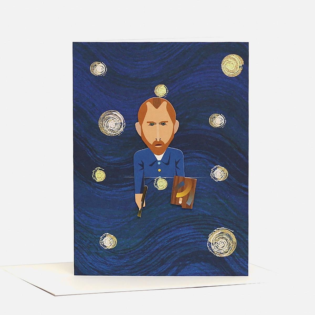 Impressionism Postcard