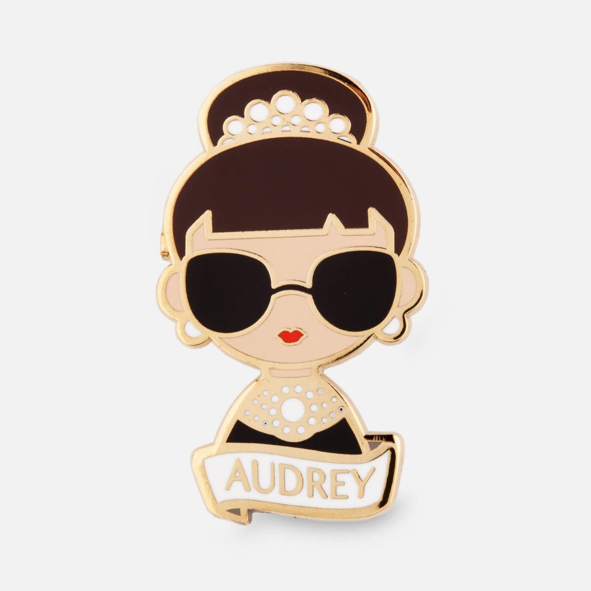 Pin Audrey