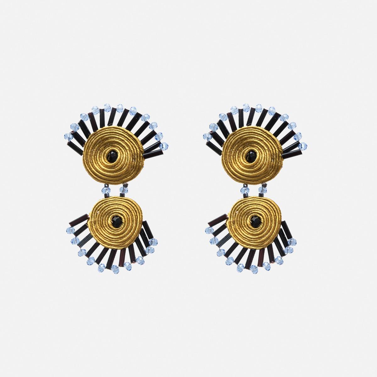 Pygmies earrings