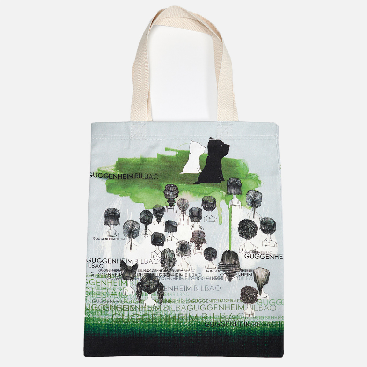 PERSONAGES TOTE BAG