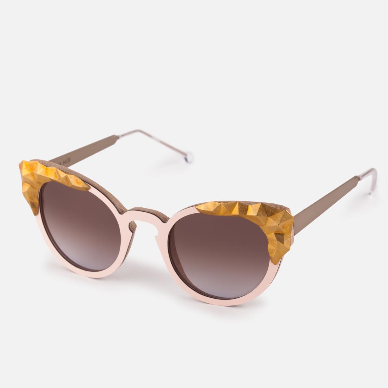 Gafas Liliana rosa palo