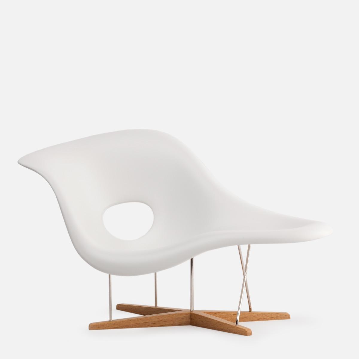 Silla La Chaise, Charles & Ray Eames, 1948
