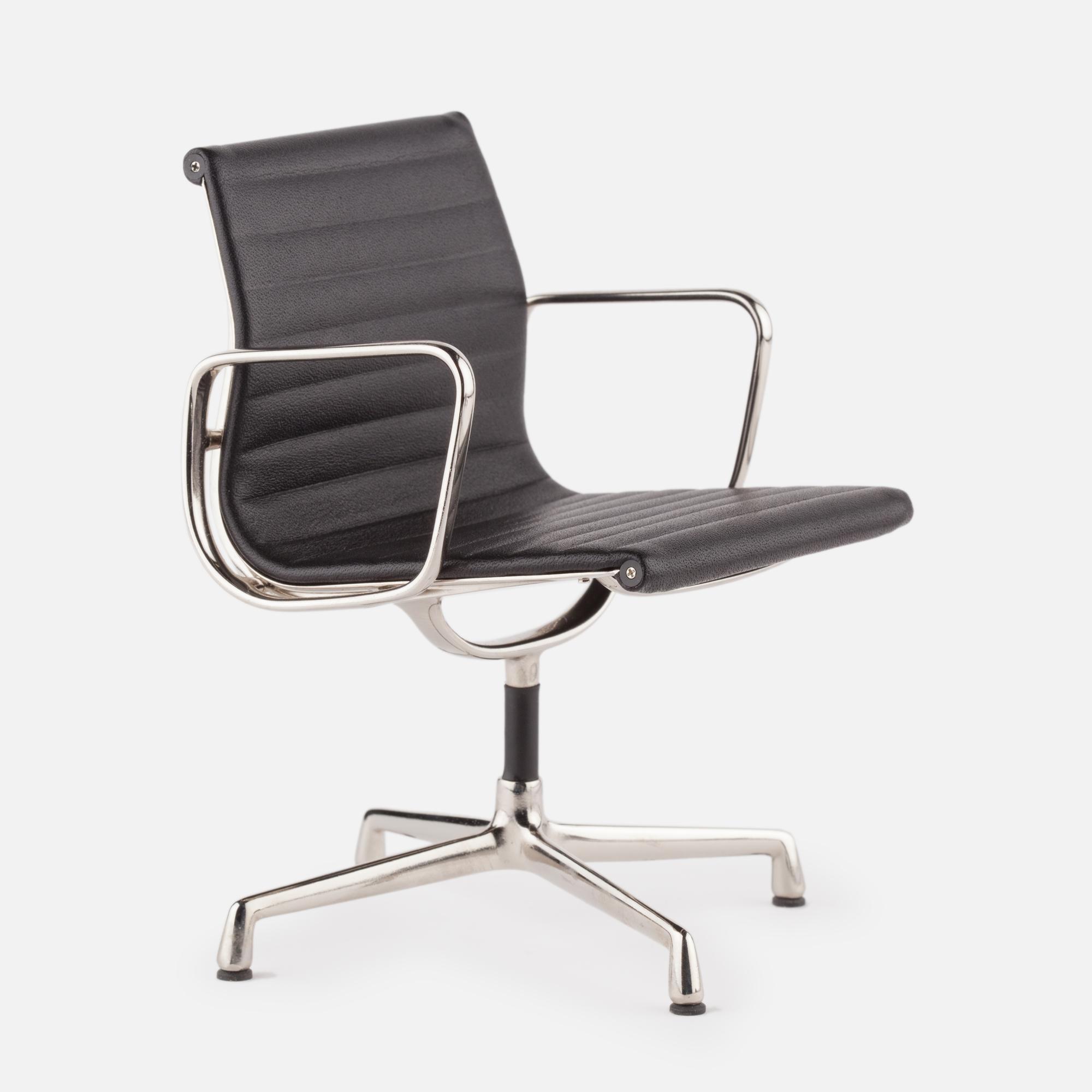 Silla Aluminium, Charles & Ray Eames, 1958