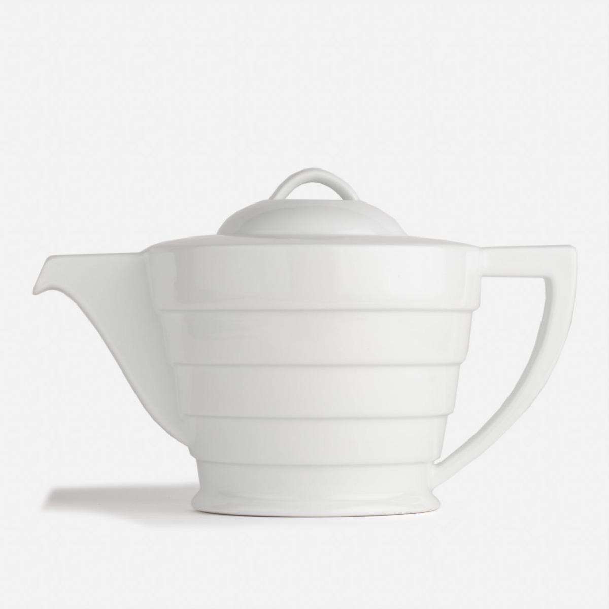Guggenheim Spiral Teapot