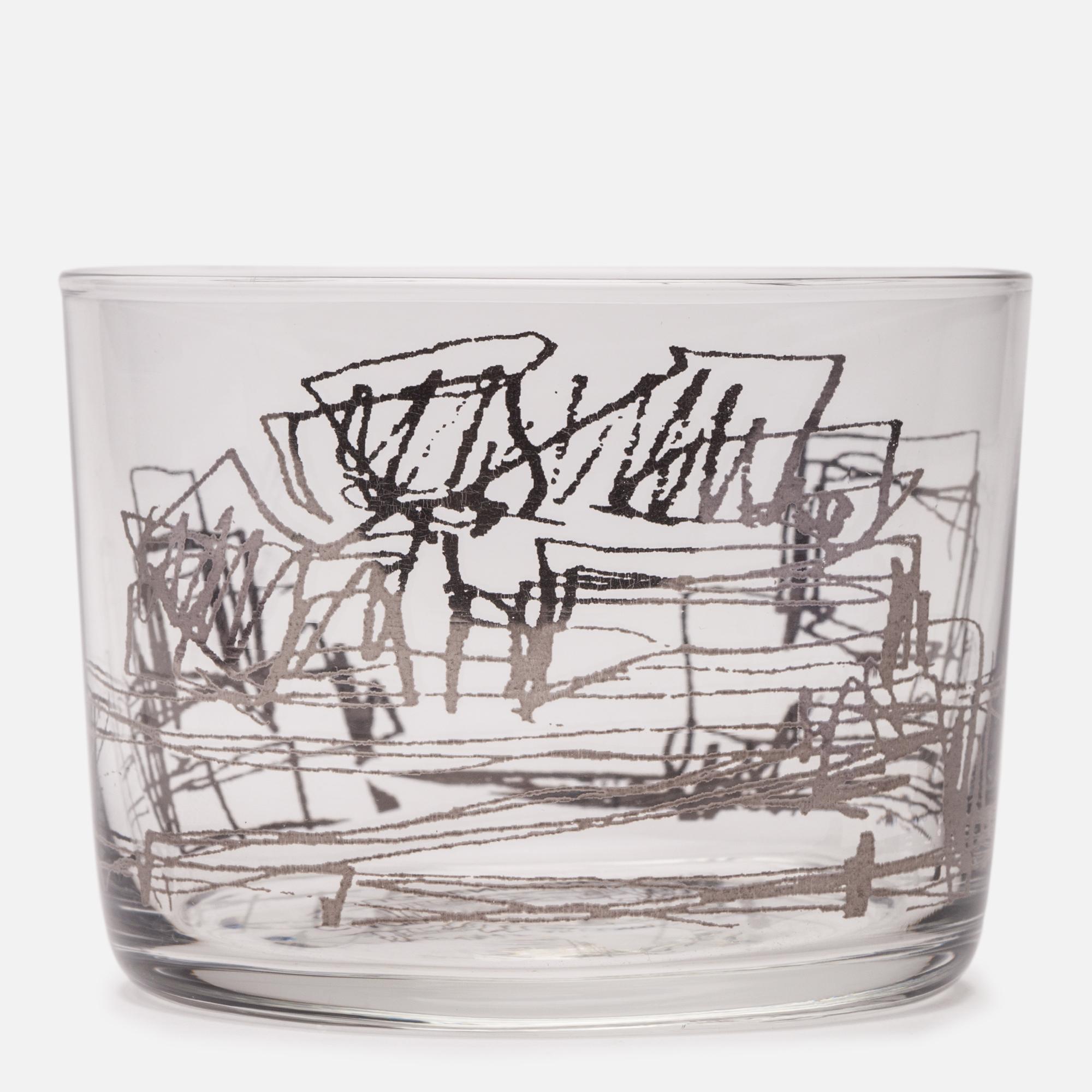 Glass sketch