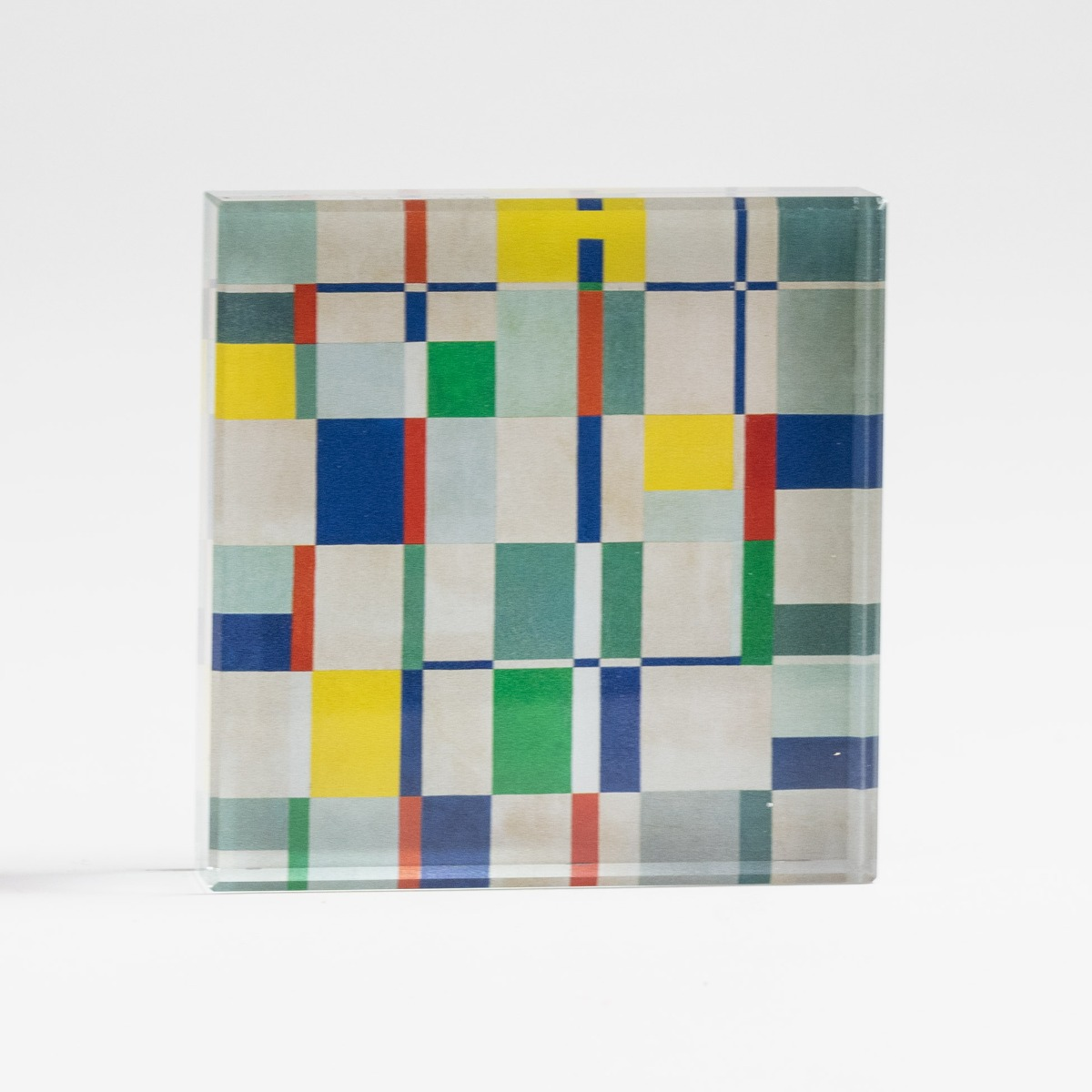 Composition (1953) paperweight