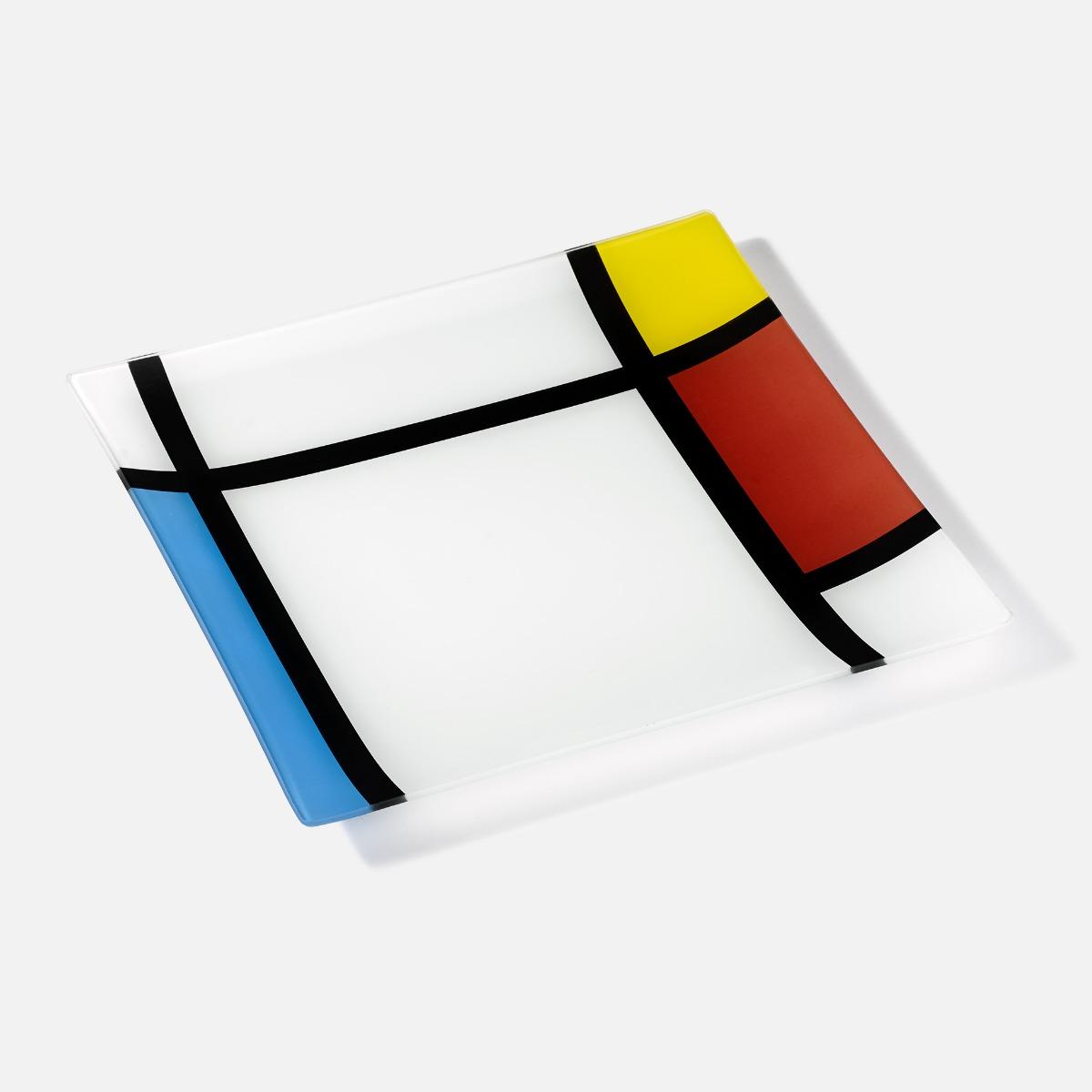 Mondrian #2 Tray
