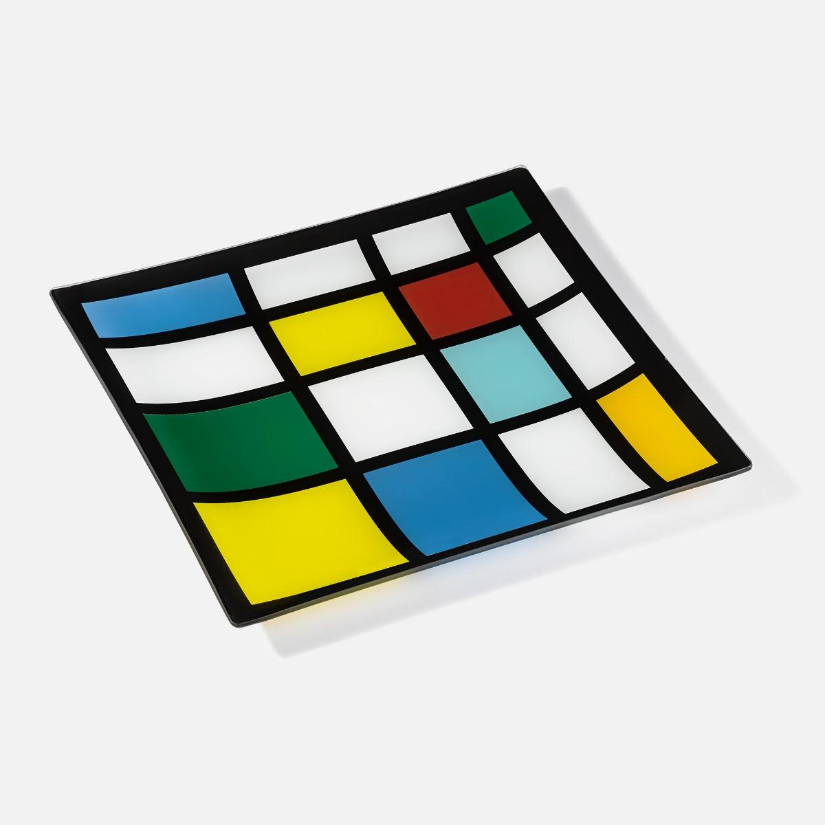 Mondrian #1 Tray