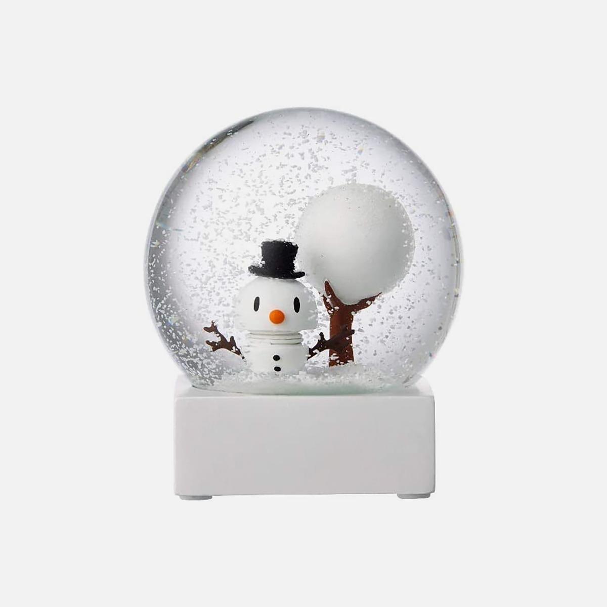Hoptimist Snowman Snowball