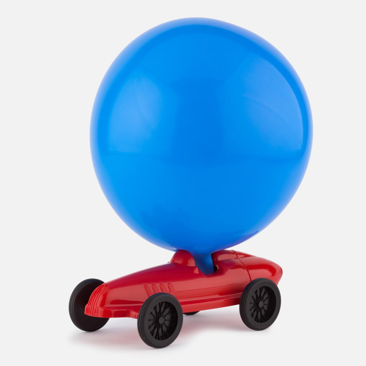 Car balloon