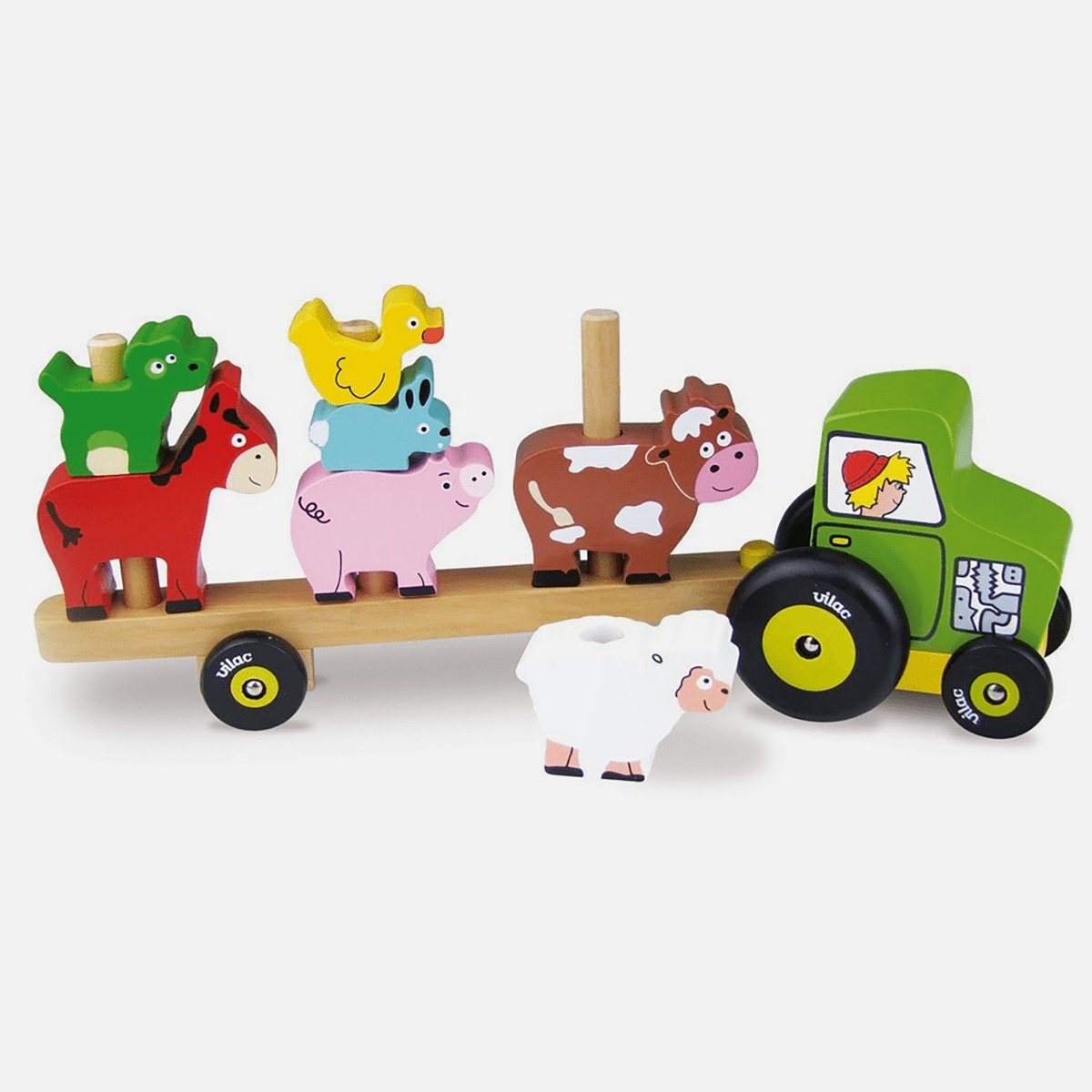 Animal Truck and Trailer