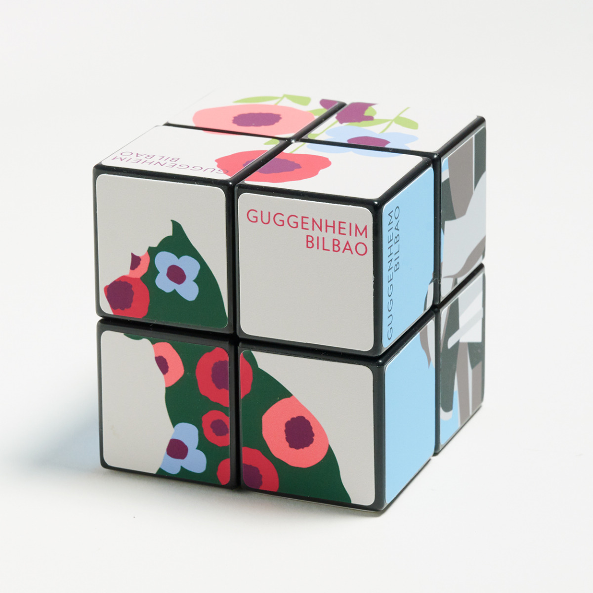 ILLUSTRATIONS CUBE PUZZLE