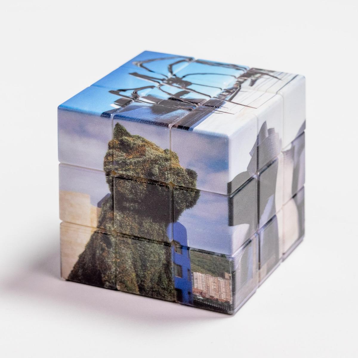 Guggenheim Bilbao Image Cube