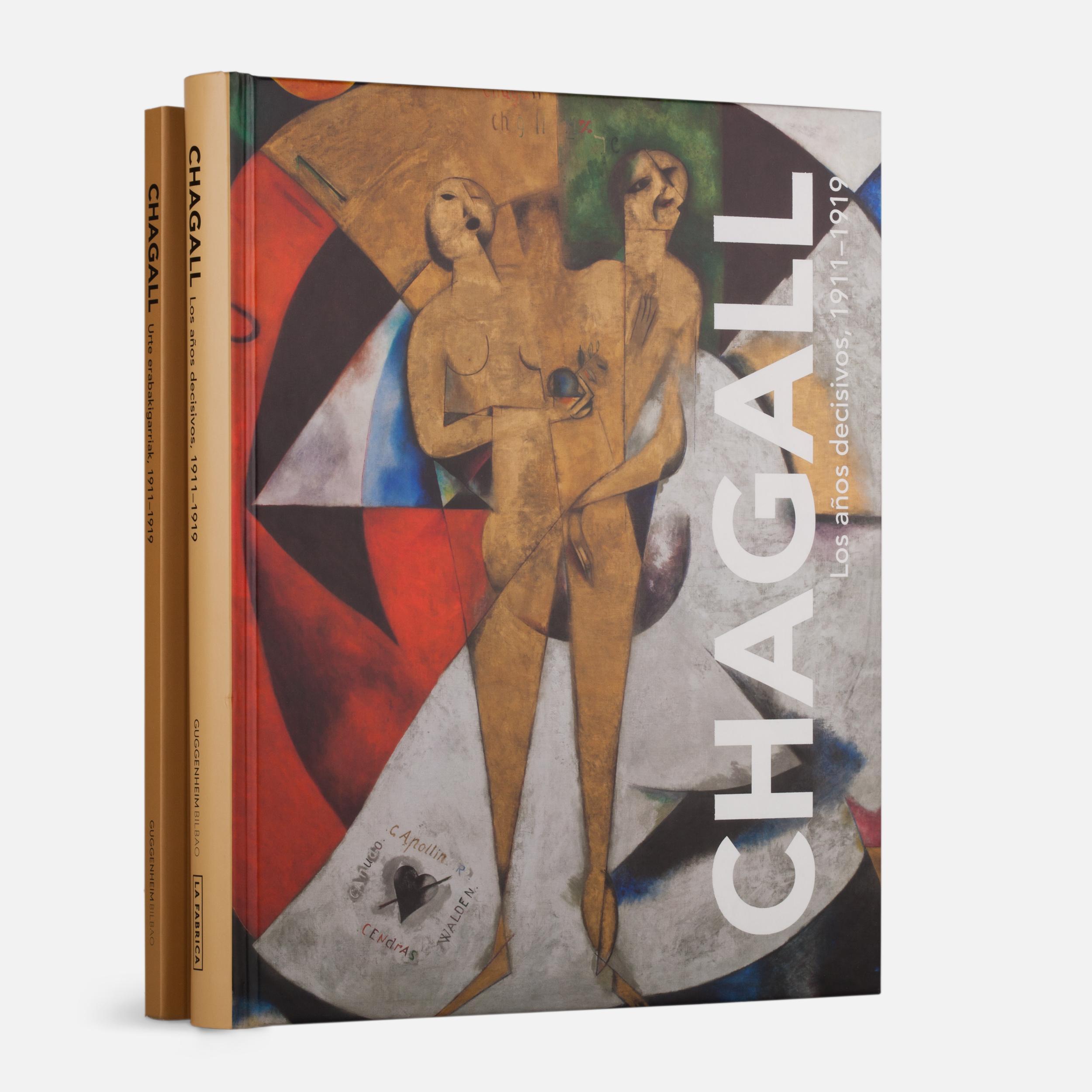 Chagall: los años decisivos, 1911-1919