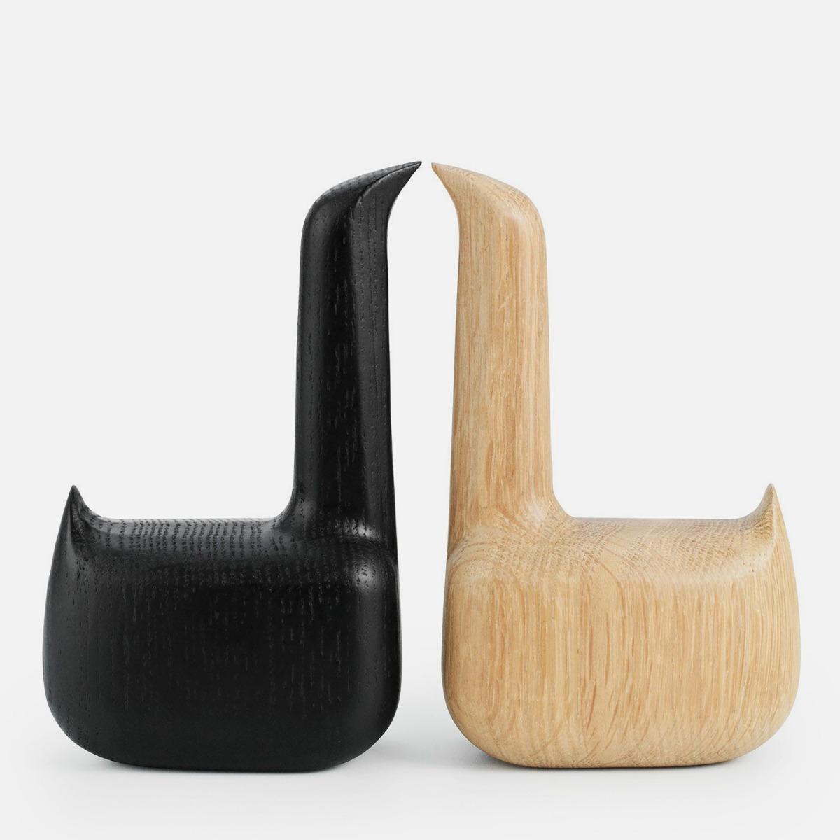 Cisne de madera