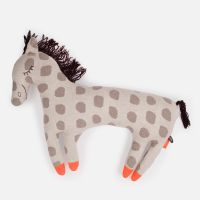 """Pippi Horse"" Cushion"
