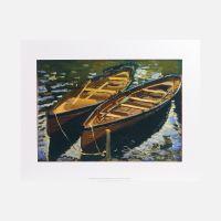 Boats print, 1869