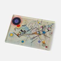 Composition 8  magnet, July 1923