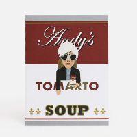 Pop-Art Postcard
