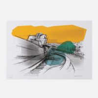 Fine art print without frame