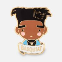 Pin Basquiat