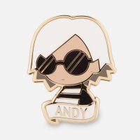 Pin Andy