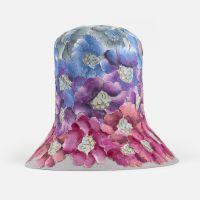 Lace Flower Hat