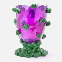 Jarrón nugget violeta