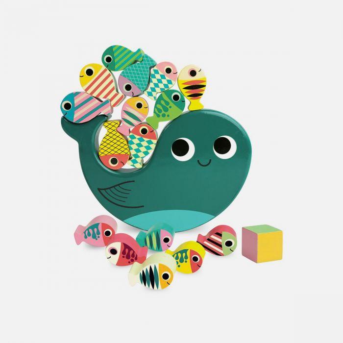 Whale Balancing Game Guggenheim Bilbao Tienda Online De Diseno Y Arte