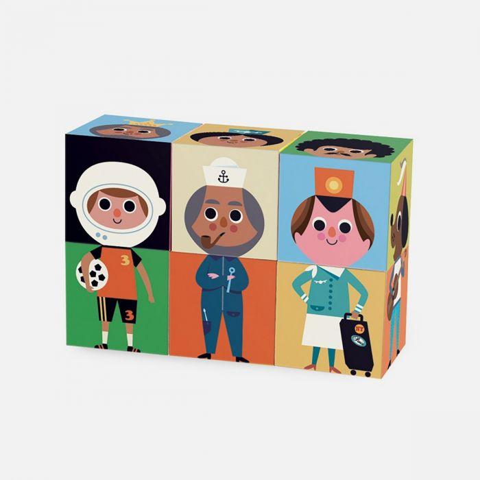 Wood Cube Game Guggenheim Bilbao Tienda Online De Diseno Y Arte