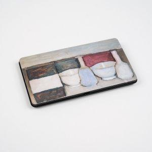 Box of colored pencils Natura morta, 1953–54
