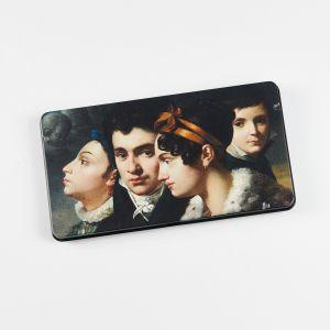 Caja de lápices Retrato de familia, 1813