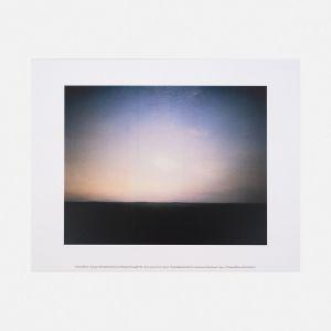 Lámina Marina (amanecer), 1969