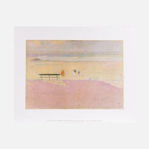 Seaside (Blankenberge)  print, 1889
