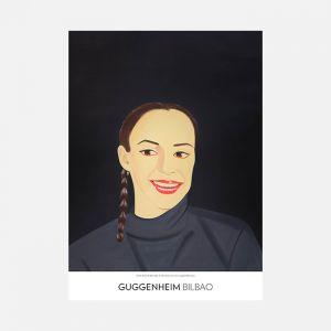 Alex Katz, Belinda Smiles, 1993