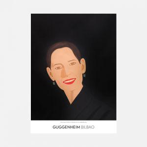 Alex Katz, Úrsula sonríe 2, 1993