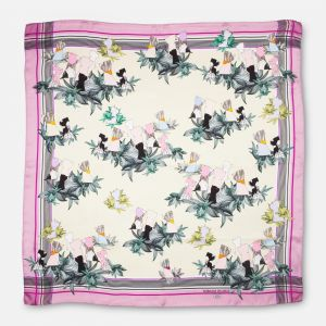 Miriam Ocariz's Puppy scarf