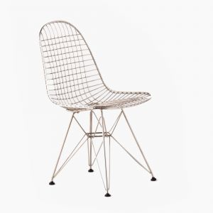 Silla miniatura DKR Wire, Charles & Ray Eames, 1951