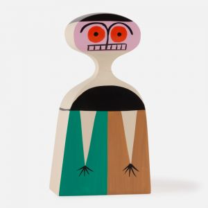 Wooden doll Nº 3
