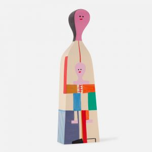 Wooden doll Nº 4