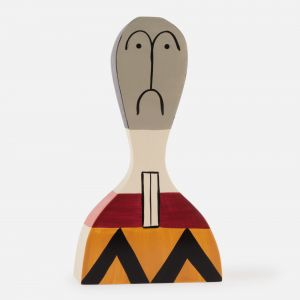 Wooden doll no. 17