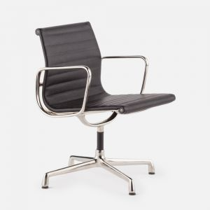 Charles & Ray Eames's Aluminium Chair, 1958